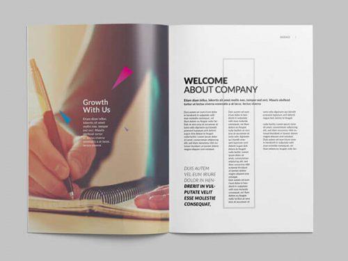 طراحی کاتالوگ شرکت طراحی سایت