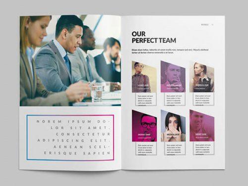 طراحی بروشور شرکت طراحی سایت